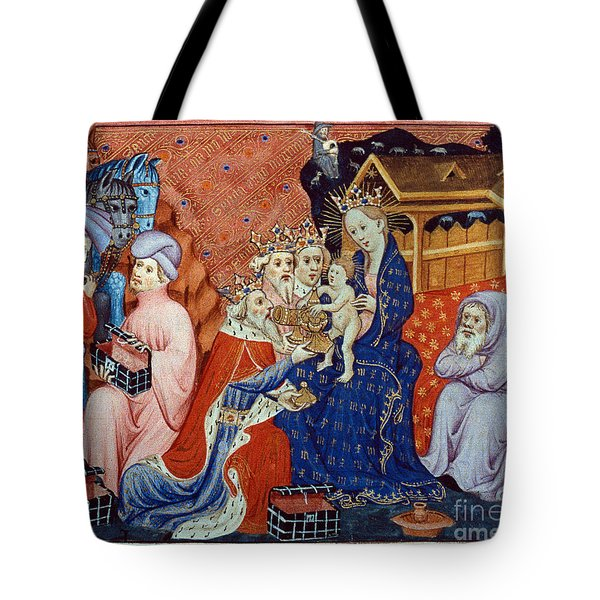 Marco Polo (1254-1324) Tote Bag by Granger