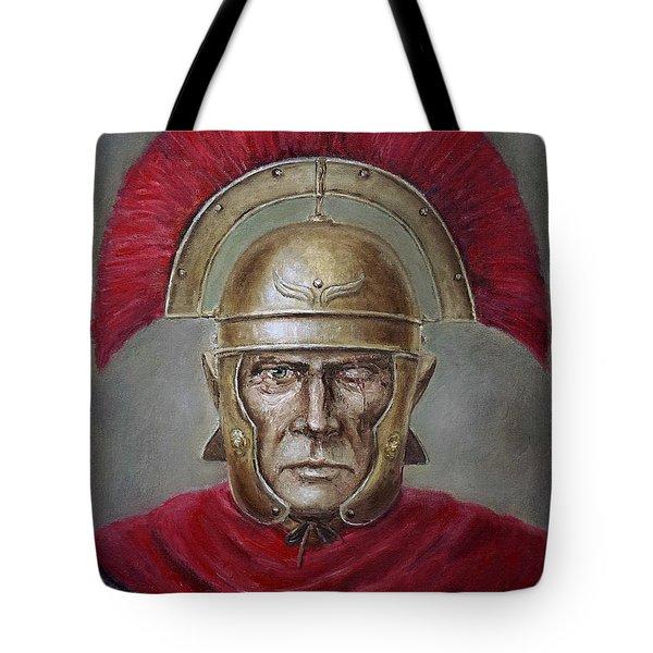 Marcus Cassius Scaeva Tote Bag