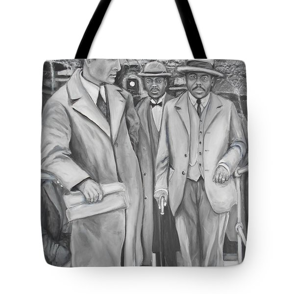 Marcus Garvey Tote Bag