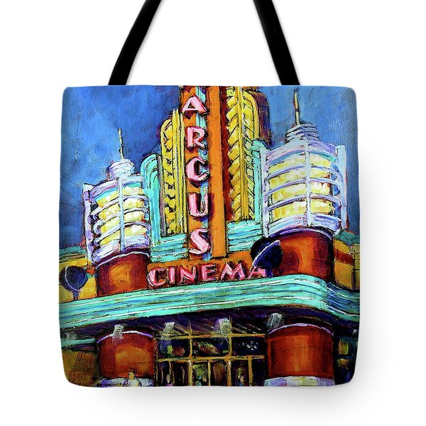 Marcus Marquise Tote Bag