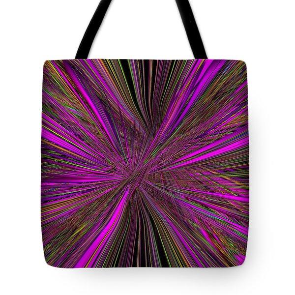Mardi Gras Tote Bag by Tim Allen