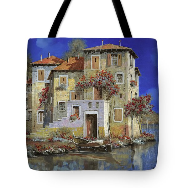 Mareblu' Tote Bag by Guido Borelli
