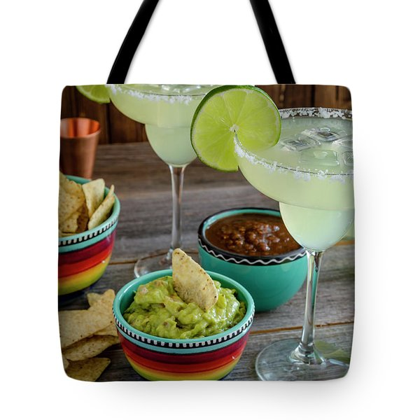 Margarita Party Tote Bag