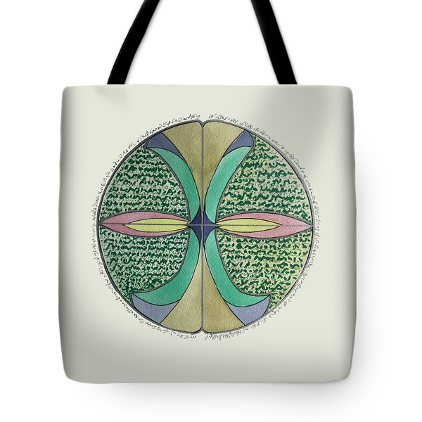 Margret Soul Portrait Tote Bag