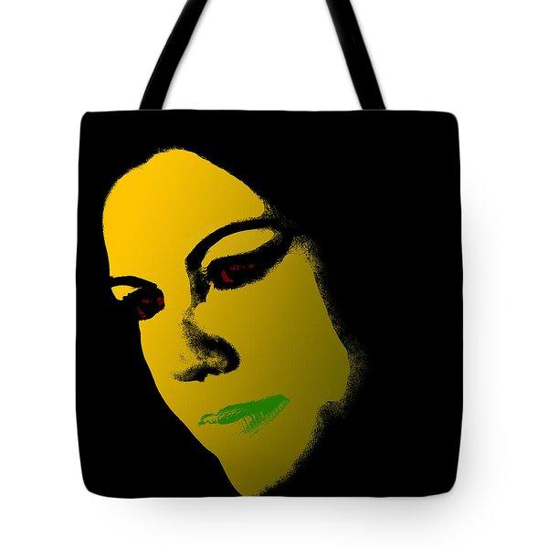 Maria Dolores De Cospedal Tote Bag