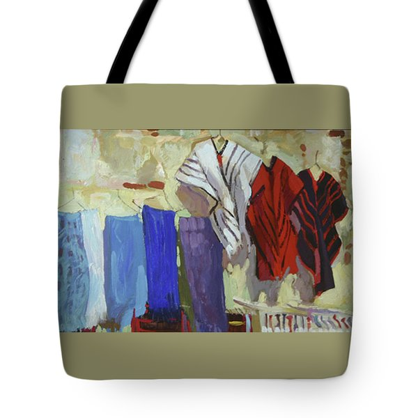 Maria Francesco's Weavings Tote Bag
