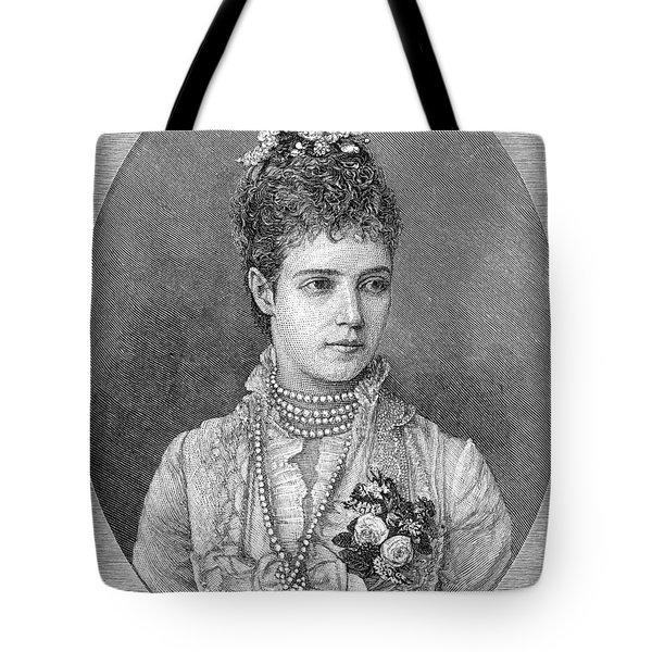 Maria Fyodorovna Tote Bag by Granger