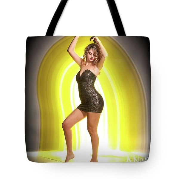 Maria Glow Tote Bag