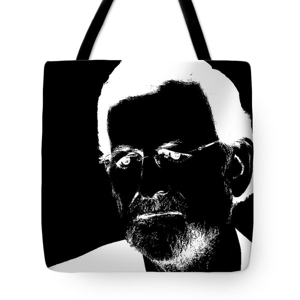 Mariano Rajoy Tote Bag by Emme Pons