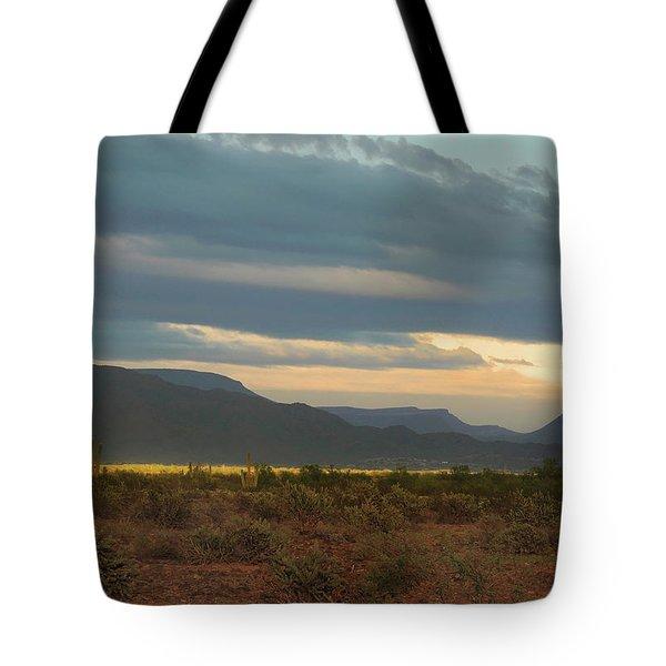 Maricopa Skies Tote Bag