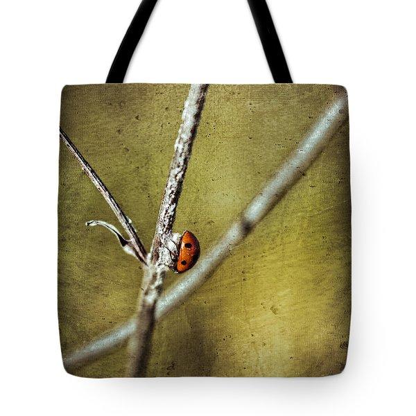 Marienkaefer - Ladybird Tote Bag