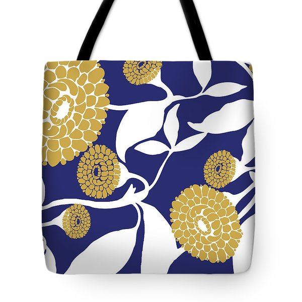 Marigolds II Tote Bag