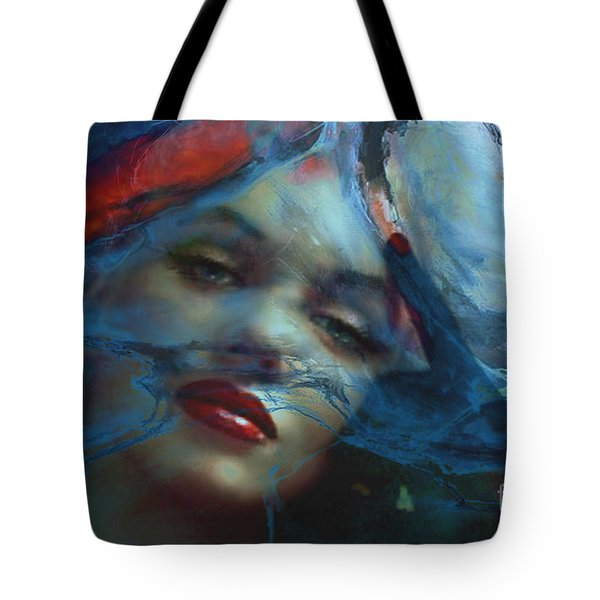 Marilyn 128 A 4 Tote Bag