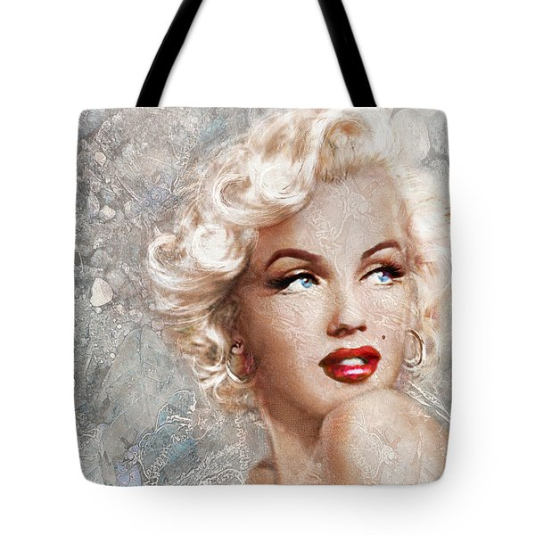 Marilyn Danella Ice Tote Bag