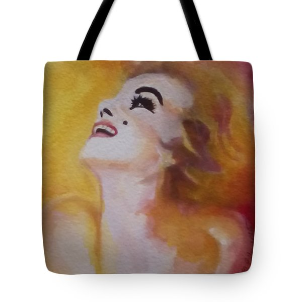 Marilyn Monroe 04 Tote Bag