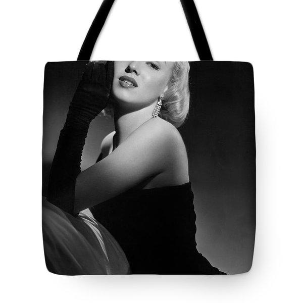 Marilyn Monroe Tote Bag by American School