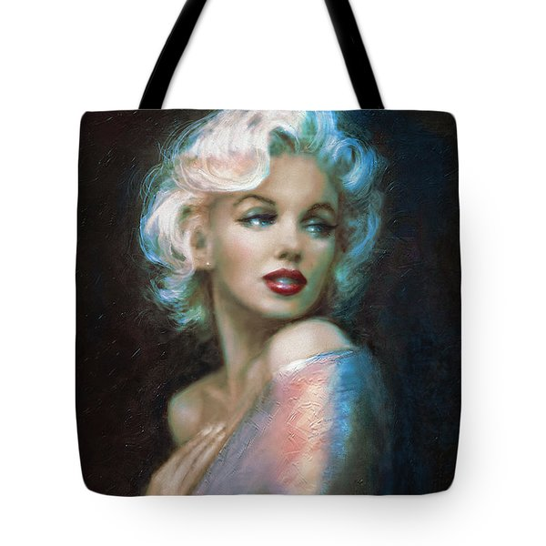 Marilyn Romantic Ww 6 A Tote Bag