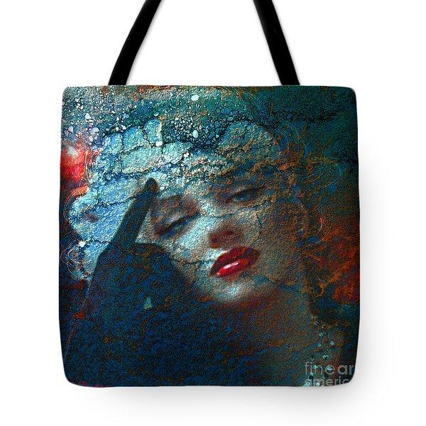 Marilyn Str. 1 Tote Bag