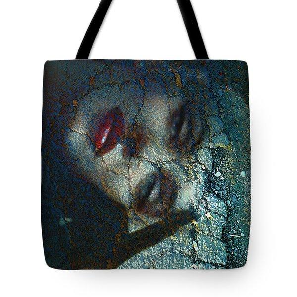 Marilyn Str.3 Tote Bag