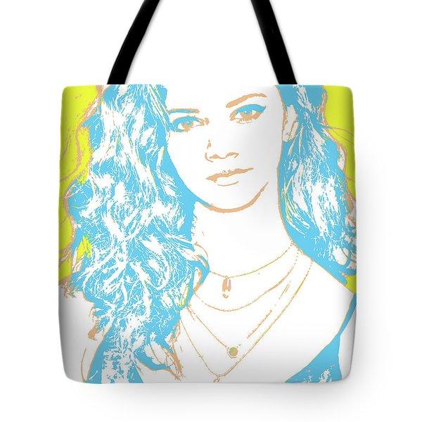 Marina Nery Pop Art Tote Bag