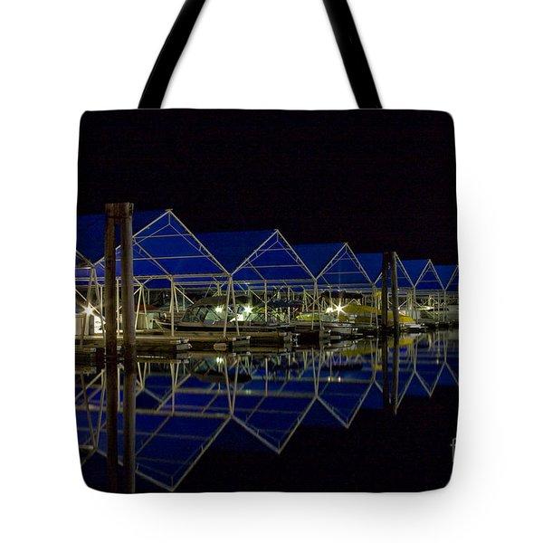 Marina Reflected Tote Bag