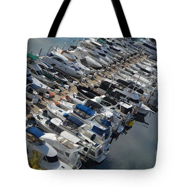 Marina Tote Bag by Renie Rutten