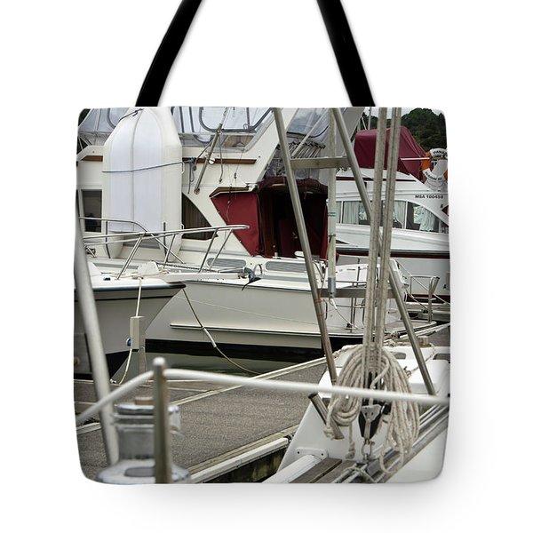 Marina Stuff Tote Bag