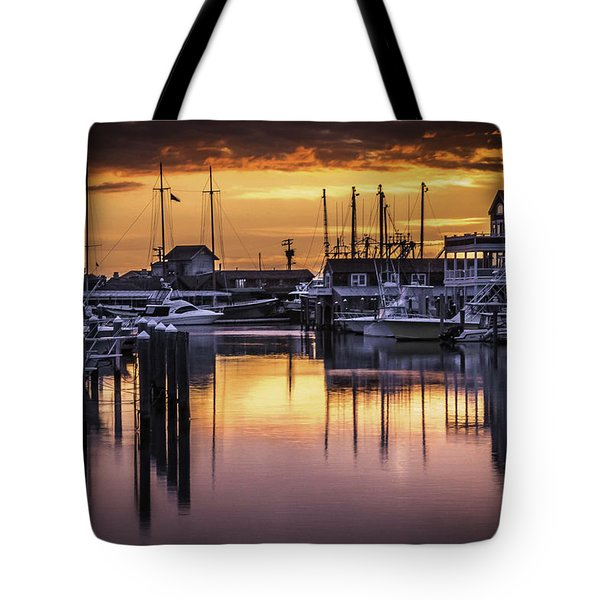 The Floating Sky Tote Bag
