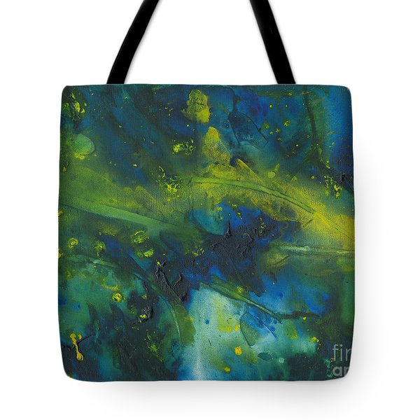 Marine Forest Tote Bag