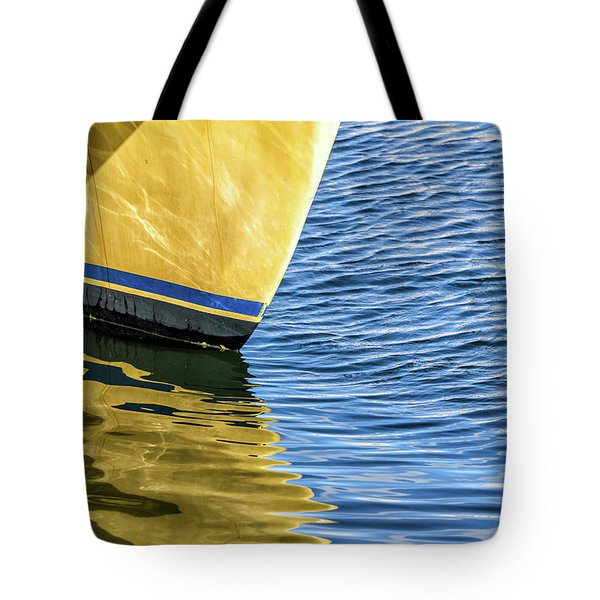 Maritime Reflections Tote Bag