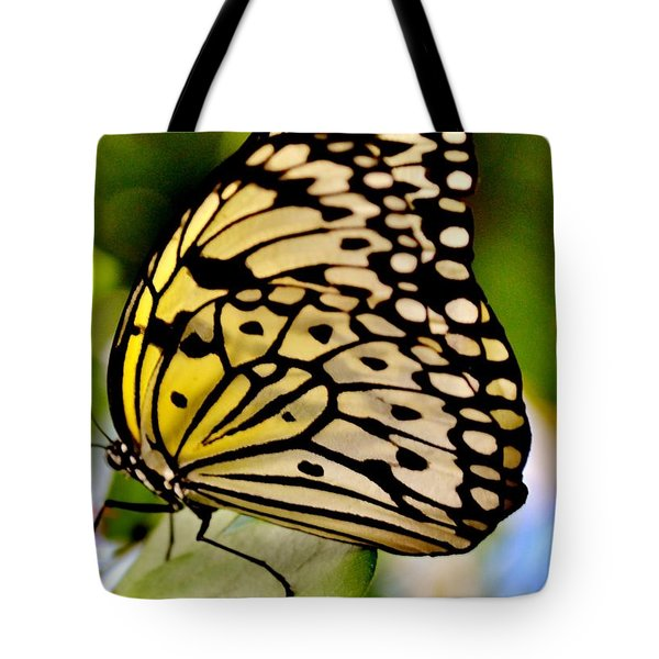 Mariposa Butterfly Tote Bag