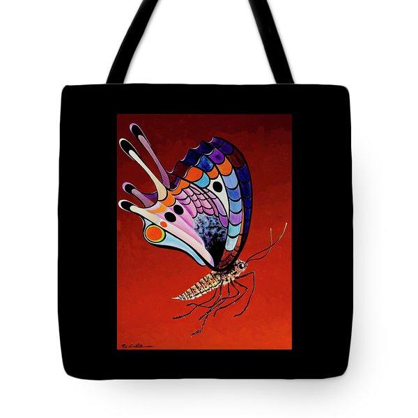 Mariposa Mamba Tote Bag