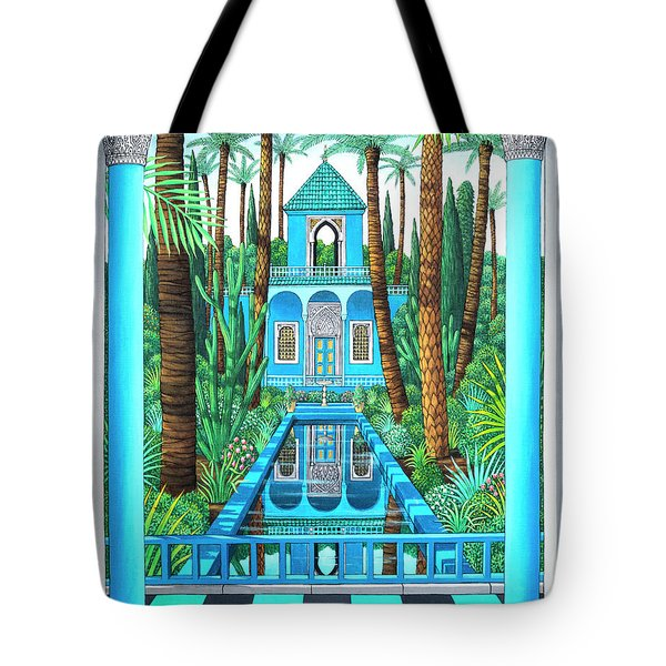 Marjorelle Reflections Tote Bag