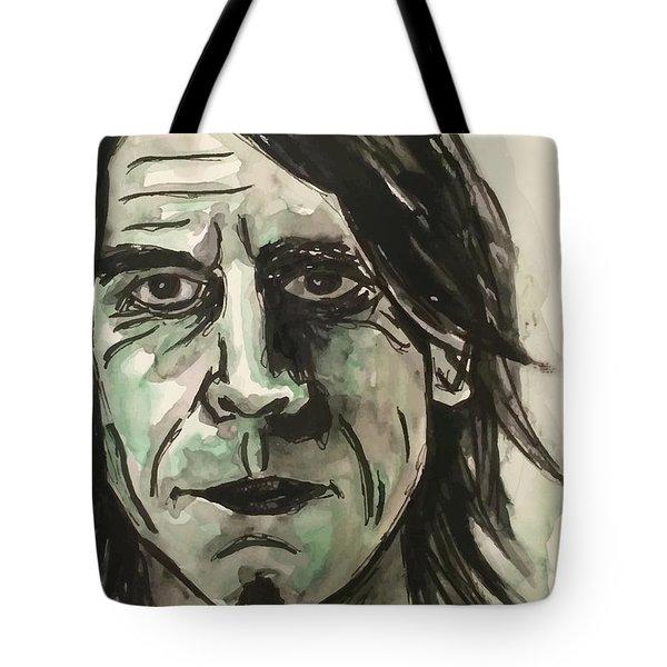 Mark Arm Mudhoney Tote Bag