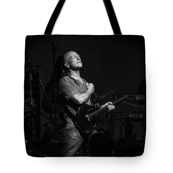 Mark Farner Gfr Tote Bag