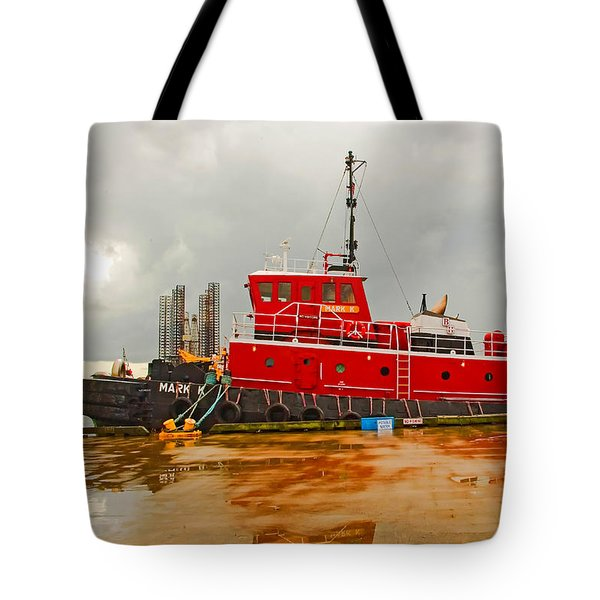Mark K Tote Bag