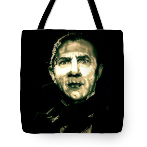 Mark Of The Vampire Tote Bag