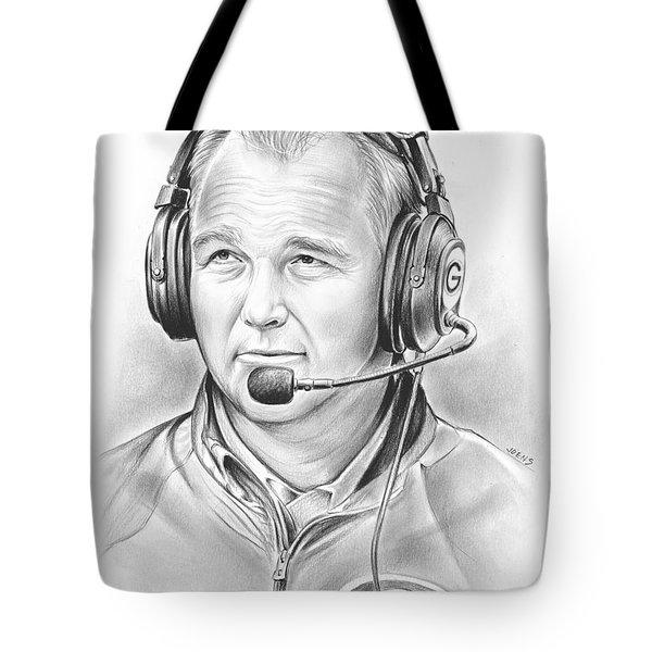 Mark Richt  Tote Bag