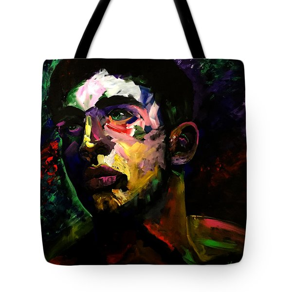 Mark Webster Artist - Dave C. 0410 Tote Bag