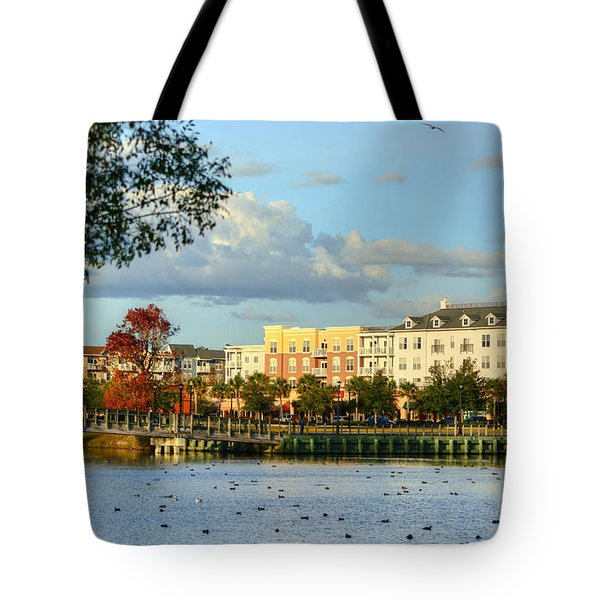 Market Common Myrtle Beach Tote Bag