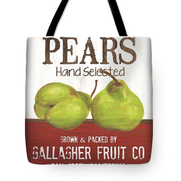 Market Fruit 1 Tote Bag