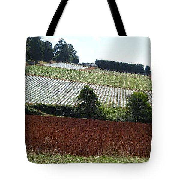 Market Gardening Tote Bag