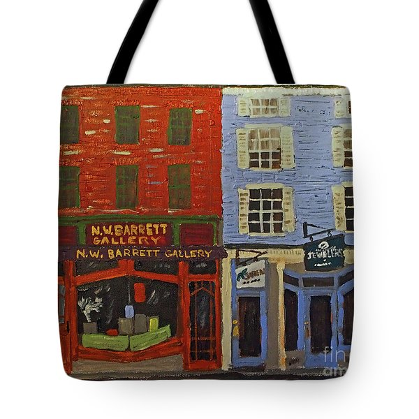 Market Street Duo Tote Bag