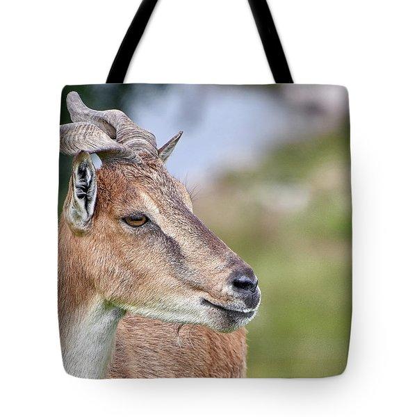 Markhor Tote Bag