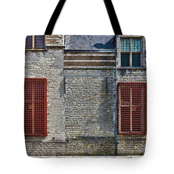 Markiezenhof In Bergen Op Zoom Tote Bag