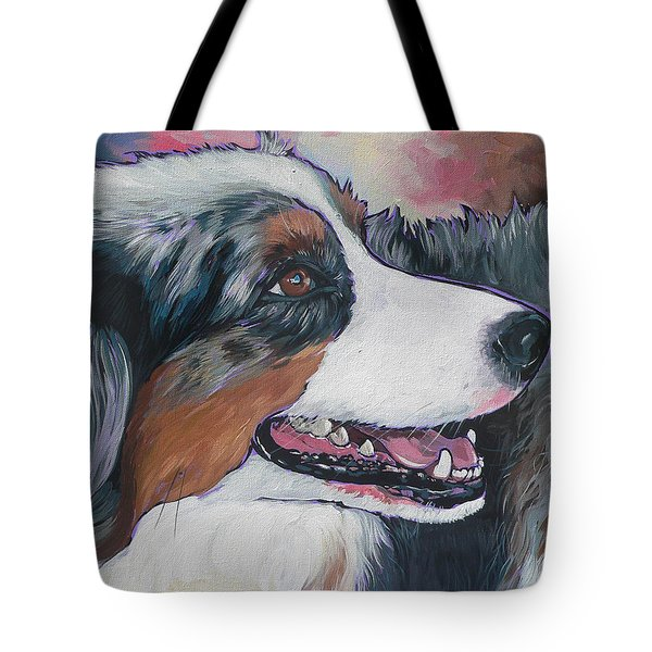 Marley Tote Bag by Nadi Spencer