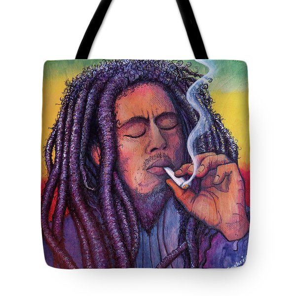 Marley Smoking Tote Bag