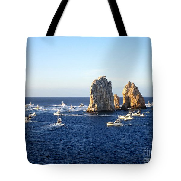 Marlin Fishing Tournament 1 Tote Bag