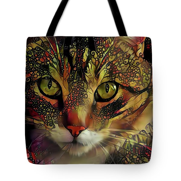 Marmalade In The Morning Tote Bag