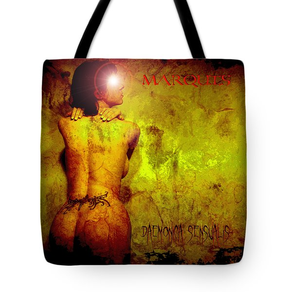 Marquis - Daemonica Sensualis Tote Bag